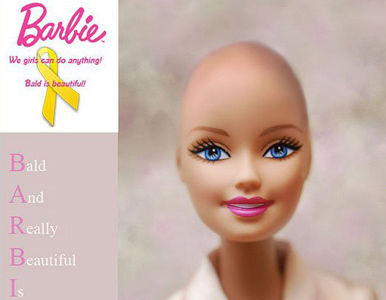 Barbie solidaria